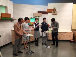 10月25日(木)📺abn 長野朝日放送『今ドキ!昼ドキ!』に出演しました!