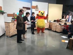 2018年12月24日(月)📺abn 長野朝日放送『今ドキ!昼ドキ!』に出演しました!